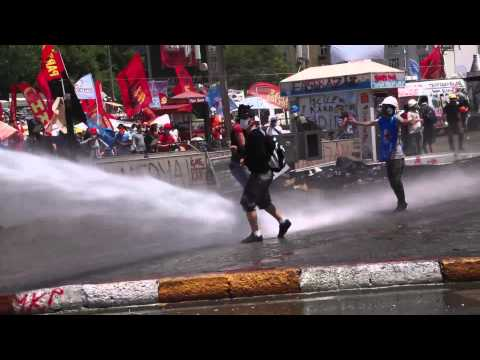 Taksim Commune: Gezi Park And The Uprising In Turkey