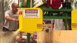 Thomas Bandsaw Mills 6013