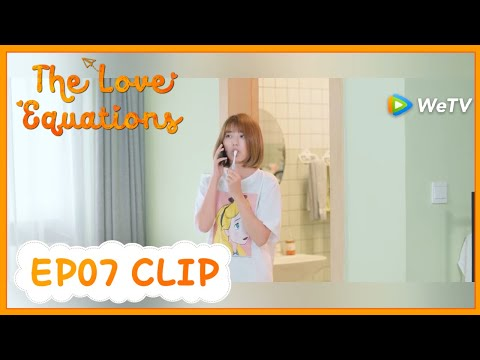 【eng-sub】the-love-equations-clip-ep7:-the-dormitory-like-this-very-creative