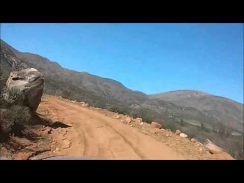 Baja Mexico Rancho El Nido Drive 20160215