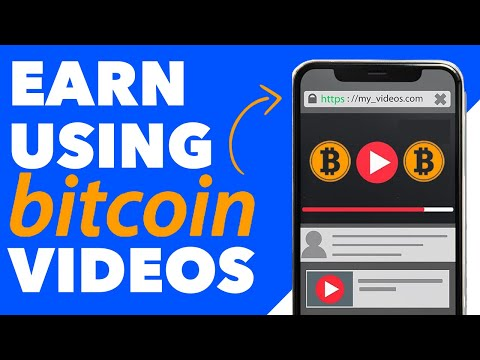 This App Pays $200 FREE BITCOIN Just By Watching VIDEOS On Your Phone (NEW METHOD)