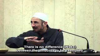 19-   Zakat (Almsgiving) | Al-Shafi