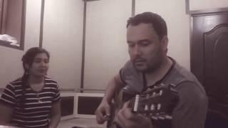 Yulduz Nazakhan-Korgim kelar sizni negadir (cover) guitar Renat Sobirov!