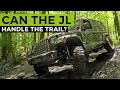 Can the 2018 Jeep Wrangler JL Handle the Trail?