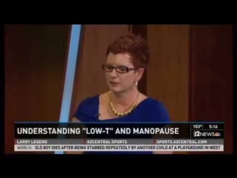Manopause - midlife crisis or something more?