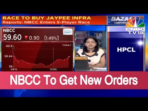 NBCC To Get Orders of Bankrupt Real Estate Firms