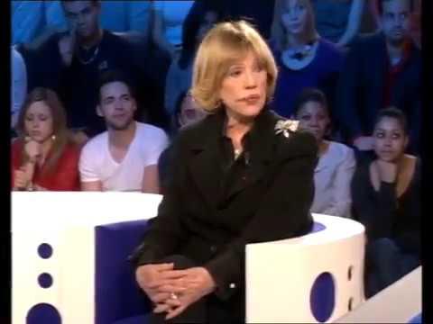 Jeanne Moreau et Josée Dayan - On n'est pas couché 9 février 2008 #ONPC