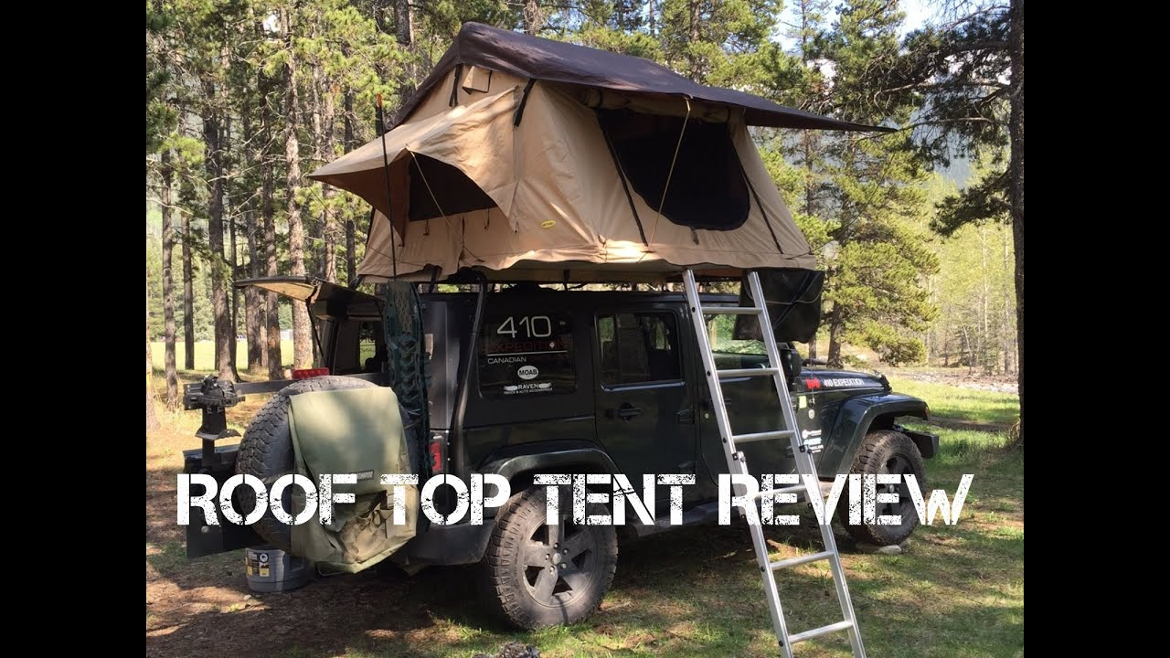 410 Expedition Canadian Overland Smittybilt RTT Review : rooftop tent canada - memphite.com