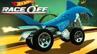 Машинки Хот Вилс #6 мобильная игра для детей  видео о гонках на машинках в игре Hot Wheels RACE OFF