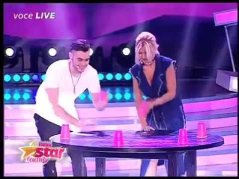 Alina și Mircea Eremia la Next star ✌
