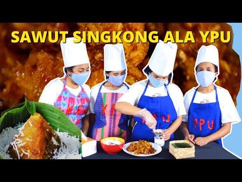 Sawut Singkong Ala YPU | Contoh video lomba Masakan Daerah Nusantara
