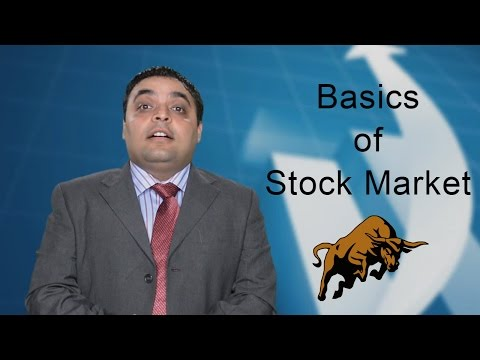 Stock Market Basics India for Beginners By Vishal Thakkar