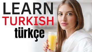Learn Turkish While You Sleep 😴 Daily Life In Turkish 💤 Turkish Conversation (8 Hours)