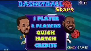 Basketball Stars #2  Crazy Games