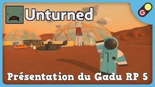 Video Unturned - Présentation du Gadu RP 5 [FR] download MP3, 3GP, MP4, WEBM, AVI, FLV Februari 2018