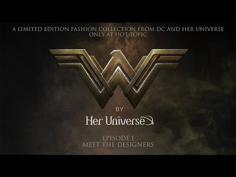 The Wonder Woman Fashion Collection Episode 1: Meet the Designers