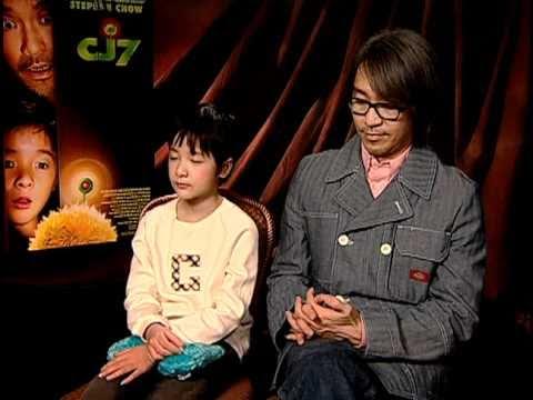 CJ7 - Exclusive: Stephen Chow and Jiao Xu