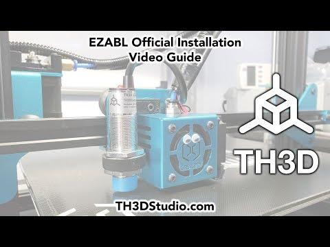 TH3D Official EZABL Installation Video - EZABL Install Guide