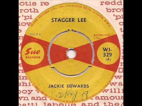 Jackie Edwards Stagger Lee