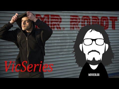 VicSeries- 39: Mr Robot, non un capolavoro