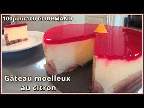 gâteau-au-citron-moelleux