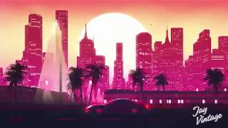 SYNTHWAVE Drive Tape mixed by Jay Vintage  80s Music