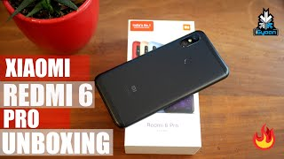 Xiaomi Redmi 6 Pro Unboxing And Hands On / Mi A2 Lite
