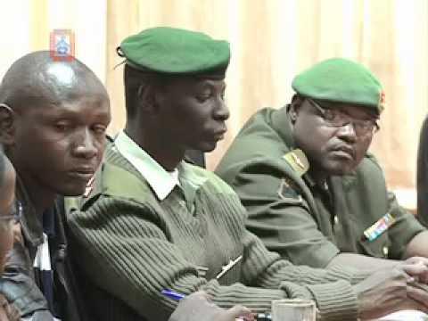 MUVI TV - Zambia Army Report