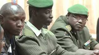 MUVI TV - Zambia Army Report