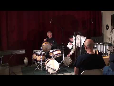 Steve Maxwell Vintage Drums - Drum Tuning Seminar Featuring Steve Maxwell Sr. August 5th 2007 Part 2
