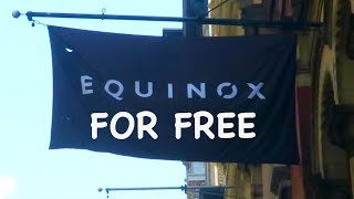 Living Cheap in NYC -  WORKOUT FOR FREE