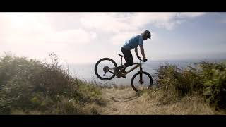 "Jay Williamson - #CornishFasty  - ""Chasing the Golden Trail"" mountain biking in Cornwall."