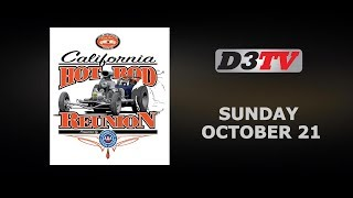 California Hot Rod Reunion - Sunday