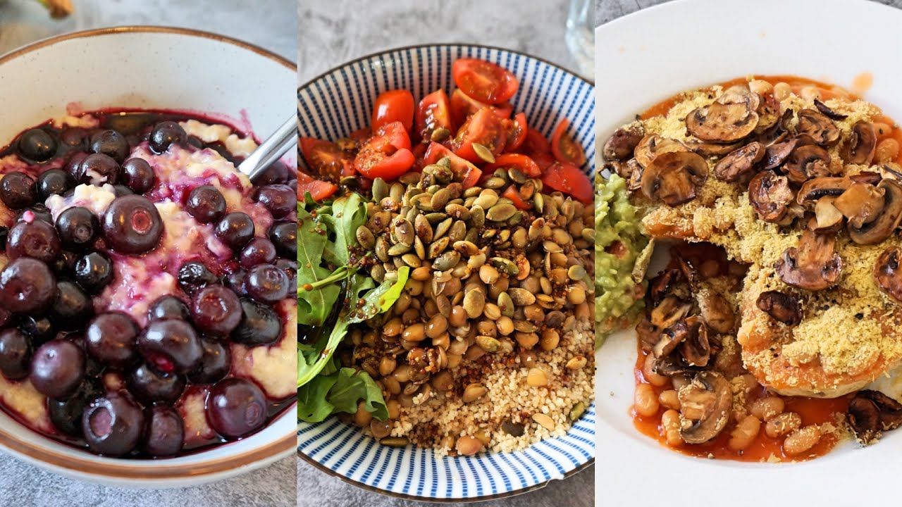 Plant Based Budget (£3) Weight Loss Meal Plan