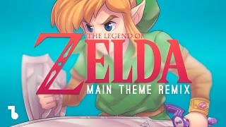 The Legend Of Zelda - Main Theme Remix 【FREE DOWNLOAD】