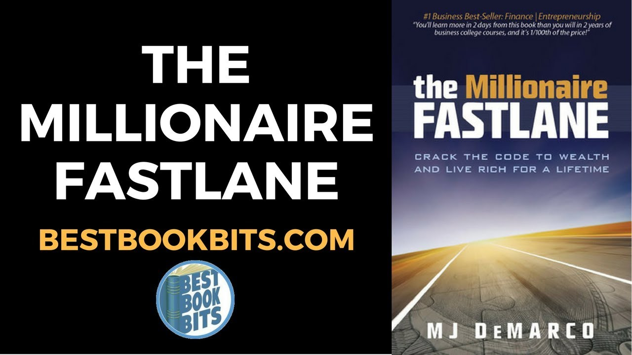 The Millionaire Fastlane By Mj Demarco Pdf