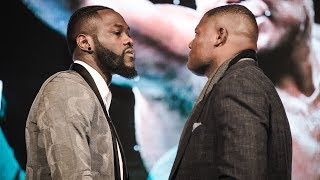 Deontay Wilder vs. Luis Ortiz | March 3 on SHOWTIME