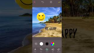 Over photo app, Snapseed app and Photo Layers photo app editing