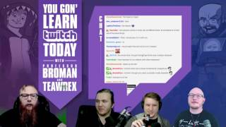Streaming 101 Podcast :  Growing Your Channel