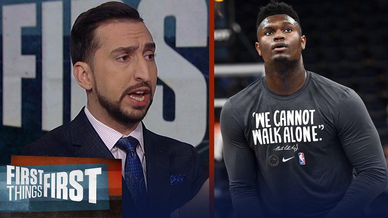 Zion Williamson's NBA regular-season debut: How Pelicans are ...