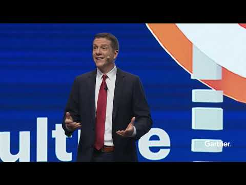 Gartner Opening Keynote LIVE from #GartnerSYM Barcelona