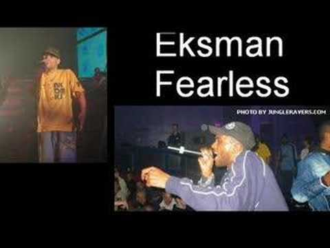 mc eksman n fearless