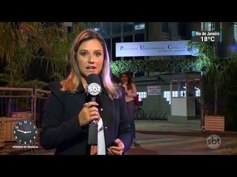 Estudantes de direito são acusados de racismo durante competição | SBT Notícias (05/06/18)