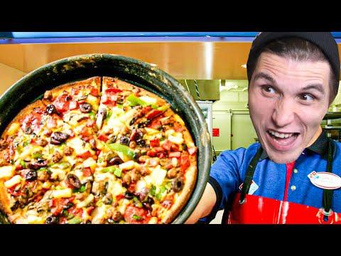 Mein erster Arbeitstag als Pizzalieferant | Obdachlosen Simulator