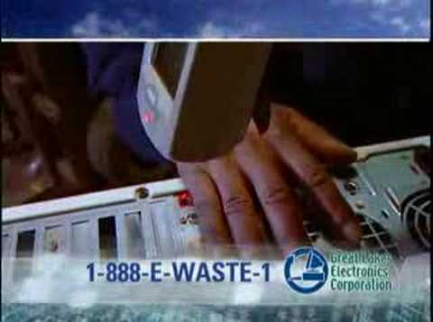 Our Commercial: Great Lakes Electronics Corp Recycling