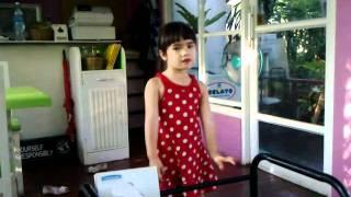 Ivana - dancing in her dreamworld