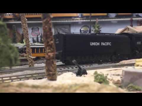 Union Pacific 4001 Big Boy 4-8-8-4 Rivarossi HO Steam Locomotive