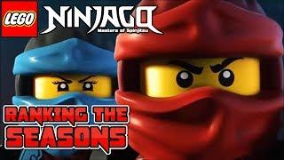 Ninjago: Ranking the Seasons