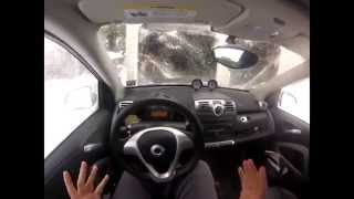 how to turn off ESP on Smart car