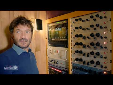 MixbusTV Studio Tour Episode 1: Cassius' Motorbass Studio Paris